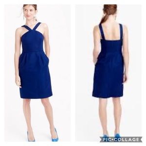 NWT J Crew Lexie Classic Faille Party Dress